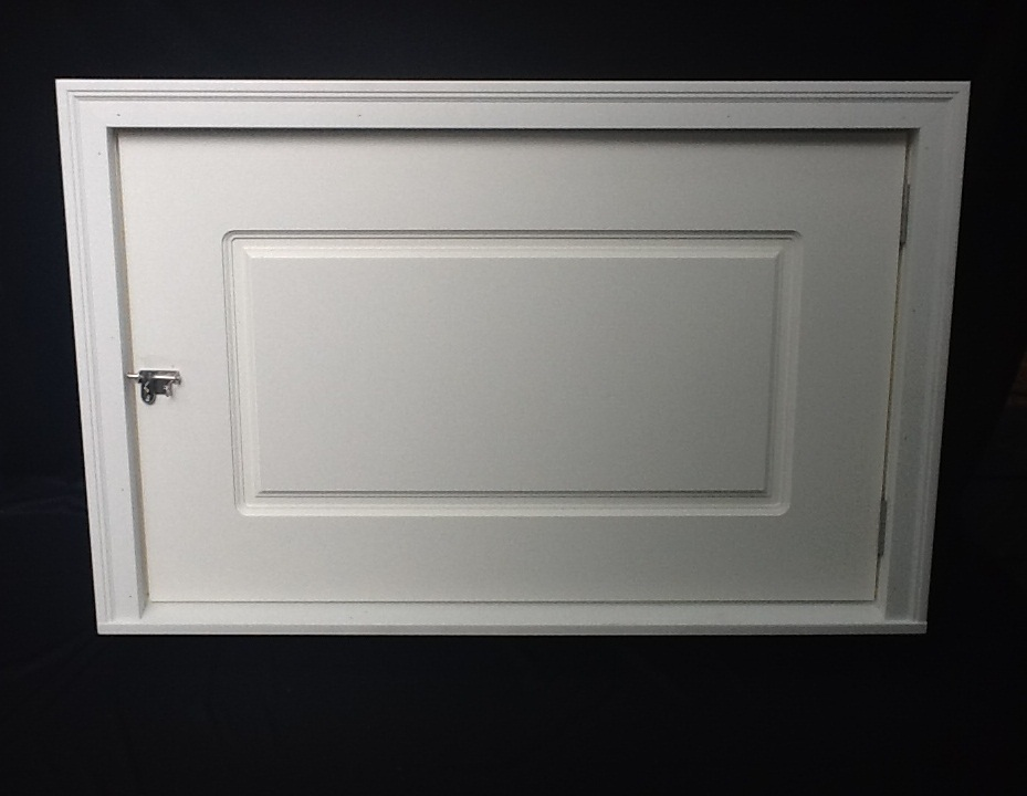Crawl Space Access Panel : Crawl space doors curb appeal products